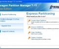 Paragon Partition Manager Free Edition 11