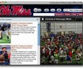 Ole Miss Firefox Browser Theme 0.9.0.1