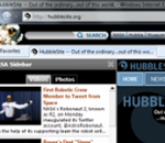 NASA Space Internet Explorer Theme 0.9.1.3