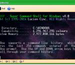 WinOne - Super Command Line for Windows 8.0