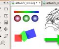 Sketsa SVG Editor 7.1.1
