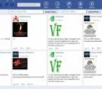 Facebook Lite for Win8 UI