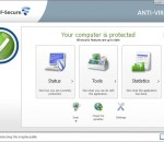 F-Secure Anti-Virus 2013