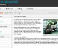 ApPHP MicroCMS Content Management System 3.9.4