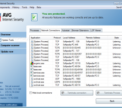 AVG Internet Security 2012 (x32 bit) 2012.2197