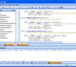 PyScripter Portable 2.5.3