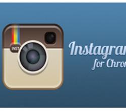 Instagram for Chrome 4.5