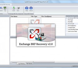 MS Exchange BKF Extractor 2.0