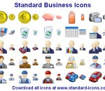 Standard Business Icons 2013.1