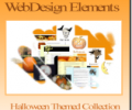 Halloween Web Elements 1.0