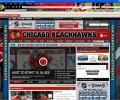 NHL Chicago Blackhawks Firefox Theme 1.1.2