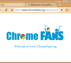 Burlywood Google Chrome Theme 2.00
