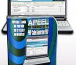 Apeel PHP Code Generator Pro 11.07