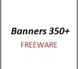 Free Banners 350+ 1.1