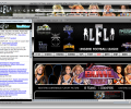 Lingerie Football Firefox Theme 1.0.2
