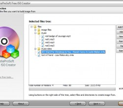 MediaProSoft Free ISO Creator 7.4.3
