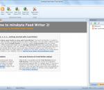 mirabyte Feed Writer 2.8.1