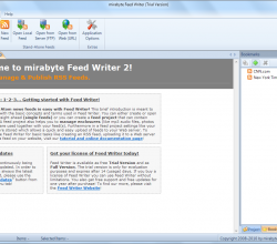 mirabyte Feed Writer 2.8.1