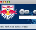 Red Bull New York Soccer Firefox Theme 1.0.1