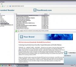 RSSvp News Reader 4.0