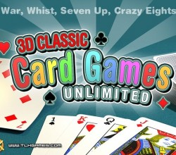 3D Classic Card Games 1.1