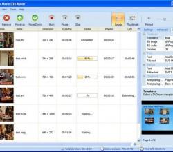 Free Movie DVD Maker 3.8