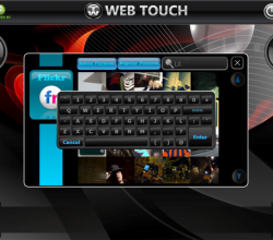 Web Touch 1.0.0