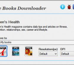 FSS Google Books Downloader 1.4.4.4