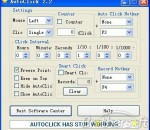 GS Auto Clicker 3.1.2