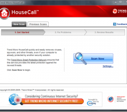 Trend Micro HouseCall 64bit 7.1