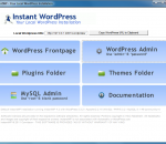 Instant WordPress 4.3