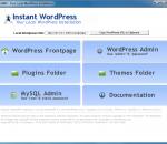 Instant WordPress 4.3