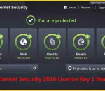 AVG Internet Security 2016 16.121.7859