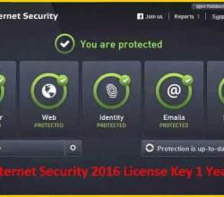 AVG Internet Security 2016 16.121.7859