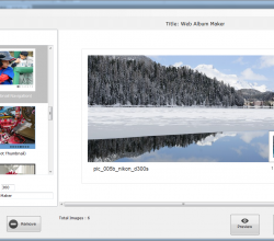 Web Album Maker 3.0.0