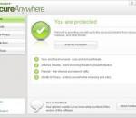 Webroot SecureAnywhere Internet Security Plus 2013 8.0.2