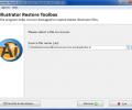 Illustrator Restore Toolbox 1.0.0