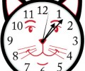Cat Lover Clock 1.0
