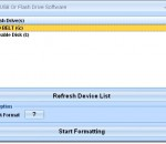 Format USB Or Flash Drive Software 7.0