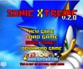 Sonic X Extreme 1.0