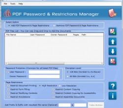 PDF Unlock Software 2.3.8.2