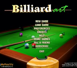 Billiard Art 2.0