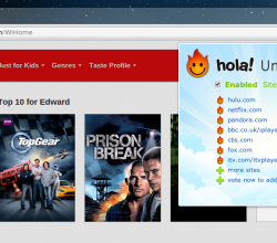 Hola Unblocker for Chrome 1.2.727