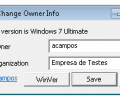 Windows Registered Info Editor 1.0