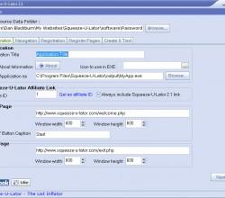 Squeeze U Lator List Building Software 2.2.8