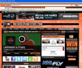 NHL Philadelphia Flyers IE Browser Theme 0.9.0.1
