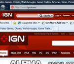 IGN Internet Explorer Theme 9.1.2