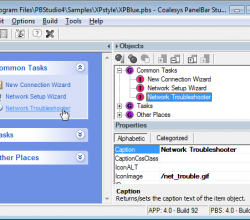 Coalesys PanelBar for ASP.NET 4.0