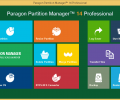 Paragon Partition Manager Professional 14 10.1.21.236