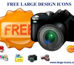 Free Large Design Icons 2013.2
